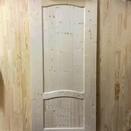 Дверь из сосны филёнка, глухая