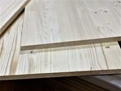 Мебельный щит из сосны 18 мм, класс А