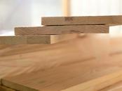 Мебельный щит из сосны 18 мм, класс Экстра