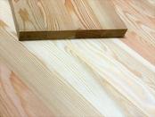 Мебельный щит из лиственницы 18 мм, класс Экстра (цельноламельный)