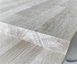 Мебельный щит из дуба 40 мм, класс Экстра